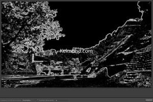 Visualizar tintas planas - valor mínimo